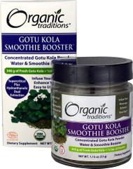 Organic Traditions Gotu Kola Smoothie Booster - 1.15 oz