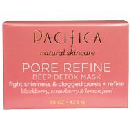 Pacifica Pore Refine Deep Detox Mask - 1.7 fl oz