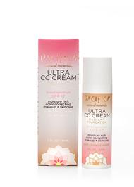 Pacifica, Ultra CC Cream Radiant Foundation - Natural-Medium - 1 fl oz