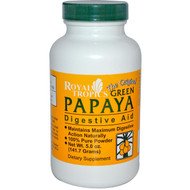 Royal Tropics, The Original Green Papaya, Digestive Aid, 5.0 oz (141.7 g)