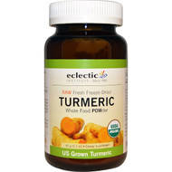 Eclectic Institute, Turmeric, Whole Food POWder, 2.1 oz (60 g)