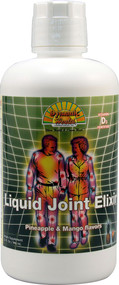 Dynamic Health Liquid Joint Elixir Pineapple & Mango - 32 fl oz