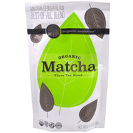 Organic Evolution, Organic Matcha, Three Tea Blend, 4.23 oz (120 g)