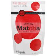 Organic Evolution, Organic Matcha, Plus Beet Juice, 4.23 oz (120 g)