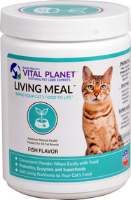 Vital Planet Living Meal for Cats Fish - 3.92 oz