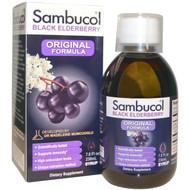 Sambucol, Black Elderberry, Original Formula, 7.8 fl oz (230 ml)
