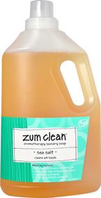 Zum Clean Aromatherapy Laundry Soap Sea Salt - 64 fl oz