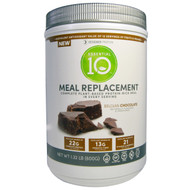 Designer Protein Essential 10 Meal Replacement Belgian Chocolate -- 1.32 lbs