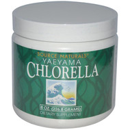 Source Naturals, Yaeyama Chlorella, 8 oz (226.8 g)