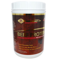 Olympian Labs Beef Protein Chocolate -- 1 lb