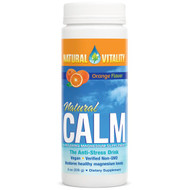 Natural Vitality, Natural Calm, The Anti-Stress Drink, Orange Flavor, 8 oz (226 g)