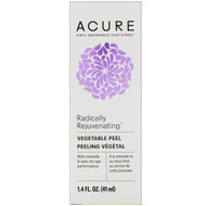 Acure, Radically Rejuvenating, Vegetable Peel, 1.4 fl oz (41 ml)