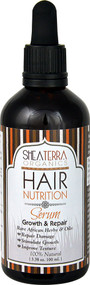 Shea Terra Organics Hair Nutrition Serum - 3.38 oz