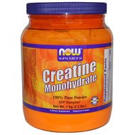 Now Foods, Sports, Creatine Monohydrate, Pure Powder, 2.2 lbs (1