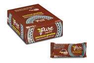 Pure Organic, Ancient Grains Bar,  Chocolate Chunk Nut - 12 Bars