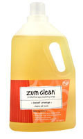 Zum Clean Aromatherapy Laundry Soap Sweet Orange - 64 fl oz