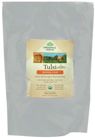 Organic India, Tulsi Tea Holy Basil,  Masala Chai - 1 lb