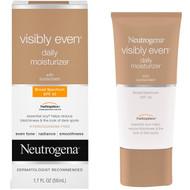 Neutrogena, Visibly Even, Daily Moisturizer with Sunscreen, SPF 30, 1.7 fl oz (50 ml)