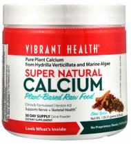 Vibrant Health Super Natural Calcium Chai Spice - 4.56 oz
