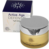 Earth Science, Active Age Defense, Hydrating Day Cream, 1.7 oz (50 g)