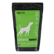 Canine Matrix, Skin & Coat, For Dogs, 3.57 oz (100 g)