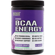 3 PACK OF EVLution Nutrition, BCAA Energy, Orchard Grape, 8.5 oz (240 g)