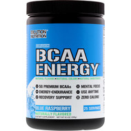 EVLution Nutrition, BCAA Energy, Blue Raspberry, 8.5 oz (240 g)
