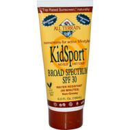 All Terrain, KidSport, Sunscreen, SPF 30, Fragrance Free, 6.0 fl oz (180 ml)