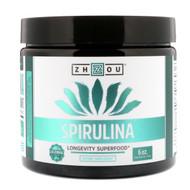Zhou Nutrition, Spirulina, 6 oz (170 g)
