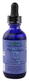 Eidon Ionic Minerals Potassium Liquid Concentrate - 2 fl oz