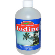 Eidon Ionic Minerals Iodine -- 18 fl oz