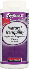 Vitaco, Natural Tranquility(t) Magnesium,  Unflavored - 350 mg - 16 oz (454 g)