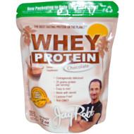 Jay Robb Whey Protein Isolate Chocolate -- 12 oz