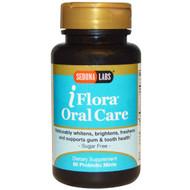 Sedona Labs, iFlora Oral Care, 60 Probiotic Mints