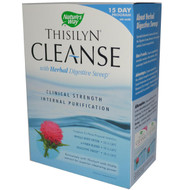 Natures Way, Thisilyn Cleanse with Herbal Digestive Sweep, 15 Day Program