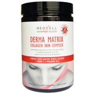 Neocell, Derma Matrix, Collagen Skin Complex, 6.46 oz (183 g)