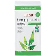 Nutiva, Organic Super Food, Hemp Protein, 15 G, 30 oz (851 g)
