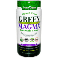 Green Foods Corporation, Organic Green Magma, Barley Grass Juice, 5.3 oz (150 g)