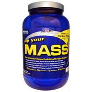 Maximum Human Performance, Up Your Mass, Vanilla, 1.91 lbs (862 g)