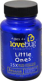 LoveBug Probiotics Little Ones Ages 4 plus - 60 Spheres