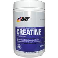 GAT, Creatine, 1000 g Powder