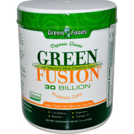 Green Foods Corporation, Organic, Green Fusion, 5.2 oz (147 g)