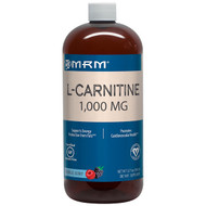 MRM, L-Carnitine 1000, Tropical Berry Flavor, 32 fl oz (960 ml)