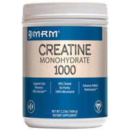 MRM, Creatine Monohydrate 1000, 2.2 lbs (1000 g)