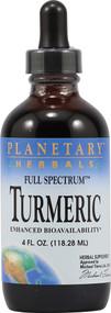 Planetary Herbals, Full Spectrum Turmeric - 4 fl oz