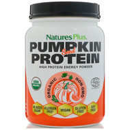 Natures Plus Organic Pumpkin Seed Protein -- 0.95 lb