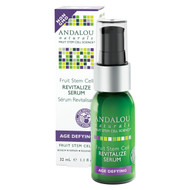 Andalou Naturals, Revitalize Serum, Age Defying, 1.1 fl oz (32 ml)