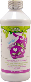 Liquid Health Liquid Pre Natal Multi -- 16 fl oz