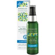 Andalou Naturals, Oil-Free Moisturizer, Acai + Kombucha, 2.1 fl oz (62 ml)