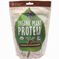 Garden of Life Organic Plant Protein Smooth Chocolate - 10 Servings